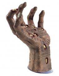 Main zombie en putréfaction latex