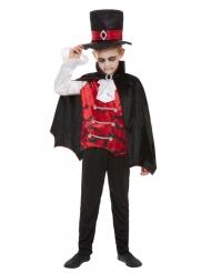 Déguisement seigneur vampire gothique enfant