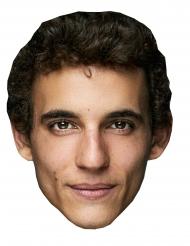 Masque en carton braqueur Miguel Herrán