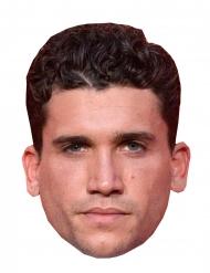 Masque en carton braqueur Jaime Lorente