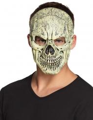 Masque visage crâne
