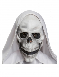 Masque crâne en latex adulte