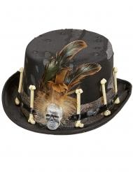 Chapeau haut de forme vaudou adulte