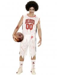 Déguisement joueur de basket zombie homme