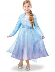 Déguisement luxe Elsa La Reine des neiges 2™ fille