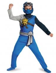 Deguisement combinaison Jay Lego Ninjago™ Enfant