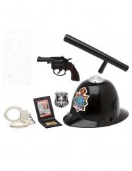 Kit accessoires policier 6 pièces