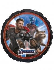 Ballon aluminium resto verso Avengers Endgame™ 43 cm