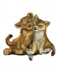 Petit ballon aluminium Le Roi Lion™ 23 cm