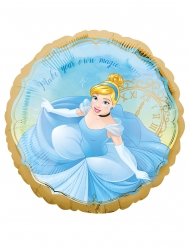 Ballon aluminium Cendrillon Disney™ 43 cm