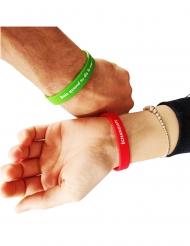 12 Bracelets défis humoristique