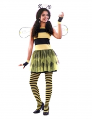 Déguisement robe abeille femme