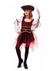 Déguisement robe corsaire fille
