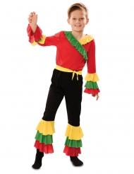 Déguisement danseur de rumba garçon