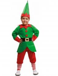 Déguisement lutin de Noël enfant