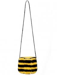Sac avec zip abeille adulte