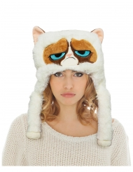 Bonnet Grumpy cat™ adulte
