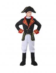 Déguisement empereur français luxe enfant