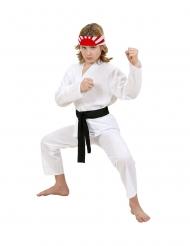 Déguisement judoka enfant