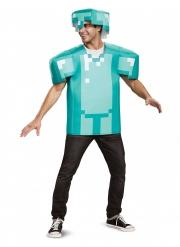 Déguisement armure Minecraft™ adulte