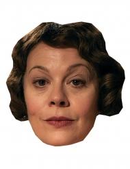 Masque en carton Helen McCrory
