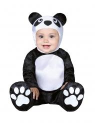 Déguisement petit panda bébé