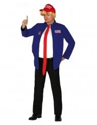 Déguisement président homme