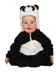 Déguisement panda bébé
