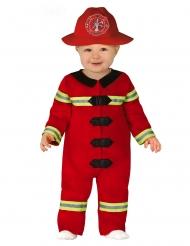 Déguisement petit pompier bébé