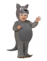 Déguisement loup bébé