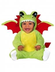 Déguisement dragon bébé