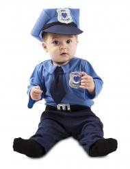 Déguisement agent de police bébé