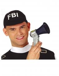 Mégaphone policier sonore