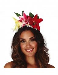 Couronne de fleurs aloha