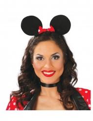 Serre-tête oreilles de souris femme