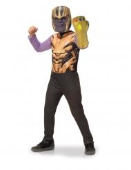 Coffret classique Thanos avec gants enfant