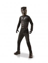 Coffret classique Black Panther™ avec gants enfant