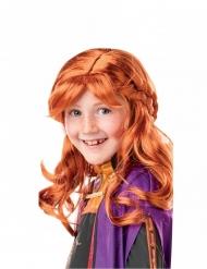 Perruque Anna La Reine des Neiges 2™ fille