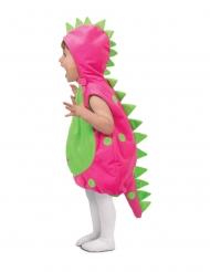 Déguisement dinosaure rose bébé