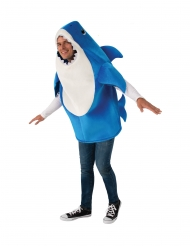 Déguisement sonore Daddy Shark™ adulte