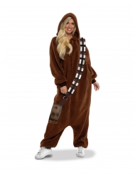 Déguisement combinaison Star Wars Chewbacca™ adulte