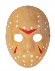 Masque en plastique Jason™ adulte
