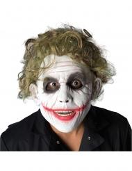 Perruque bouclée verte Joker™ adulte