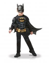 Déguisement avec masque Batman™ luxe garçon