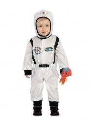 Déguisement astronaute avec petit extraterrestre bébé