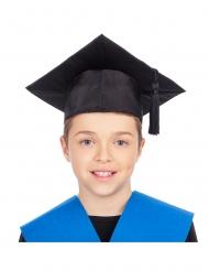 Chapeau jeune diplômé enfant