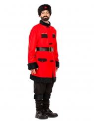 Deguisement soldat russe homme