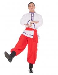 Danseur traditionnel russe homme