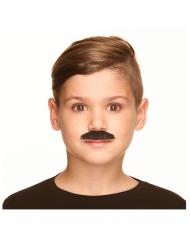 Moustache noire enfant