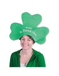 Chapeau trèfles Happy Saint Patrick